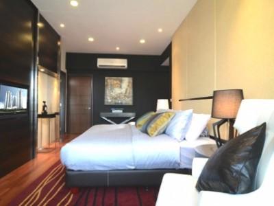 9 BUKIT UTAMA CONDO SHOWROOM MASTER BEDROOM , SELANGOR . MALAYSIA