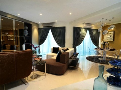 9 BUKIT UTAMA INSULGE SHOWROOM LIVING