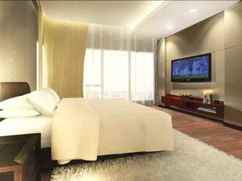 BANGSAR SOUTH CONDOMINIUM PENTHOUSE – BEDROOM , PETALING JAYA . MALAYSIA