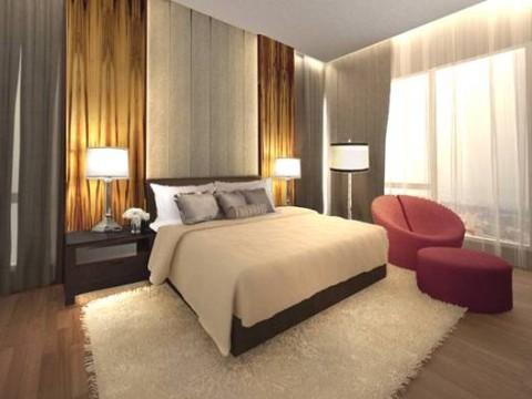 BANGSAR SOUTH CONDOMINIUM PENTHOUSE – MASTER BEDROOM , PETALING JAYA . MALAYSIA