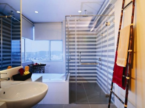 BUDDHA BAR MASTER BATHROOM