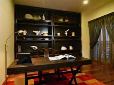 BUDDHA BAR STUDY ROOM