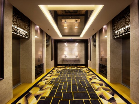 CONCORDE HOTEL LIFT LOBBY