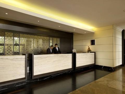 CONCORDE HOTEL – RECEPTION