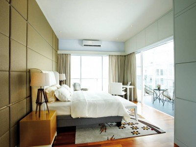 EFFINGHAM ZERO LOT SHOWROOM – MASTER BEDROOM BANDAR UTAMA , PETLING JAYA . MALAYSIA