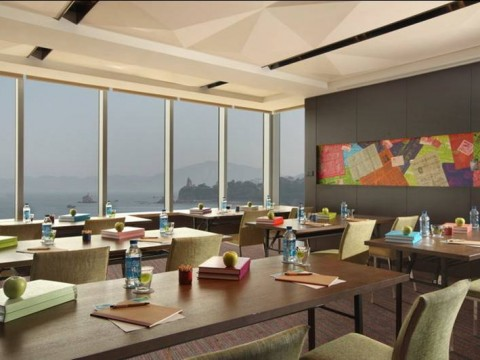 INDIGO BOUTIQUE HOTEL XIAMEN . CHINA – MEETING ROOM