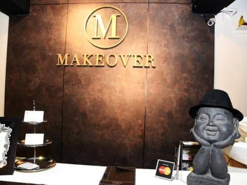 MAKEOVER SALOON ,BANGSAR KUALA LUMPUR .MALAYSIA