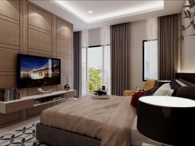 MANSION 88 SHOWROOM MASTER BEDROOM , SELANGOR MALAYSIA