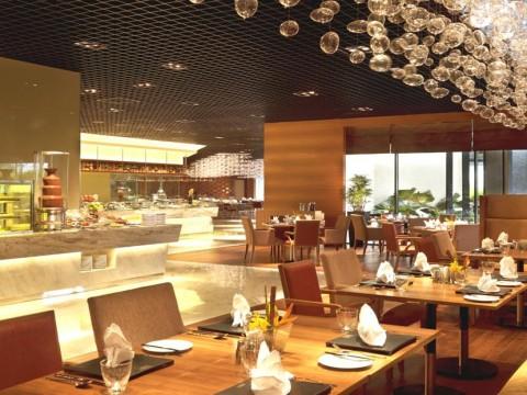 ONE WORLD HOTEL CAFE, KUALA LUMPUR . MALAYSIA