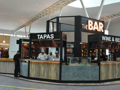 PLAZA PREMUIM LOUNGE – KLIA 2 THE BAR