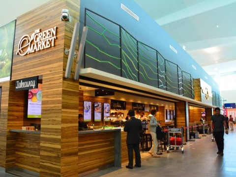 PLAZA PREMUIM LOUNGE – KLIA 2 THE GREEN MARKET