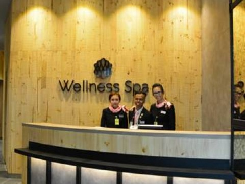 PLAZA PREMUIM LOUNGE – KLIA 2 WELLNESS SPA
