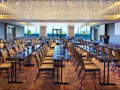 SHERATON HOTEL & SPA , NHA TRANG . VIETNAM – Yersin Ballroom