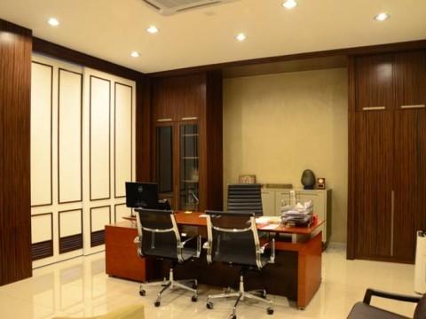 WISMA PCC – OFFICE & GALLERY